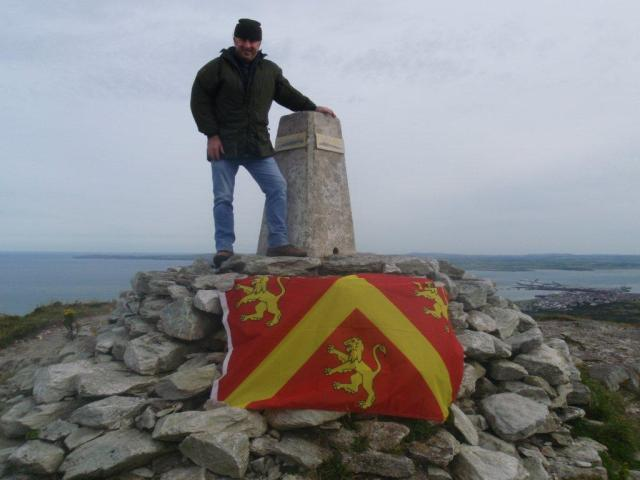 Anglesey - Holyhead Mountain