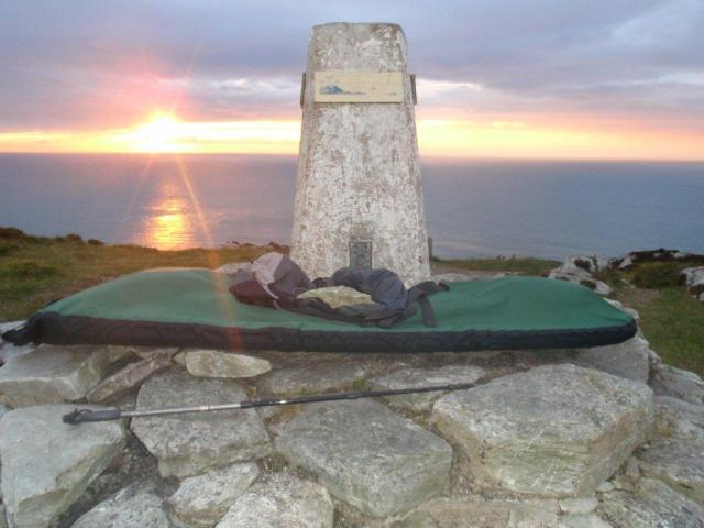 Anglesey - Holyhead Mountain