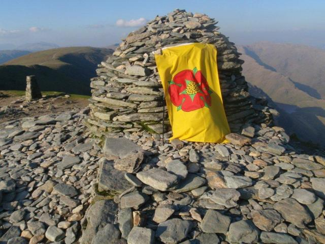 Lancashire - Old Man of Coniston