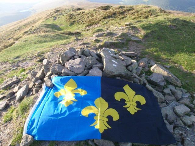 Monmouthshire - Chwarel y Fan