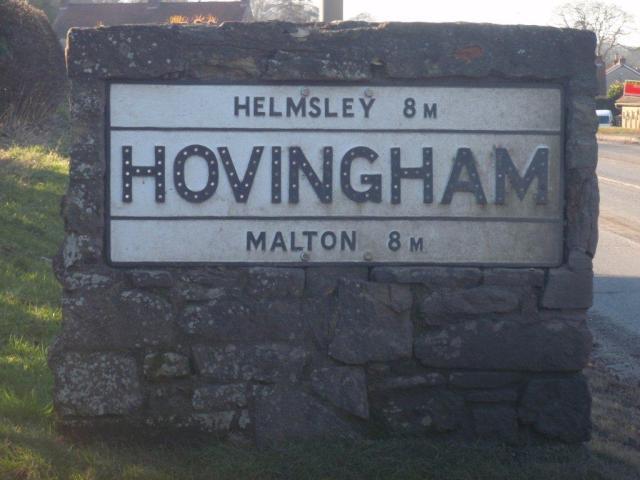 Hovingham