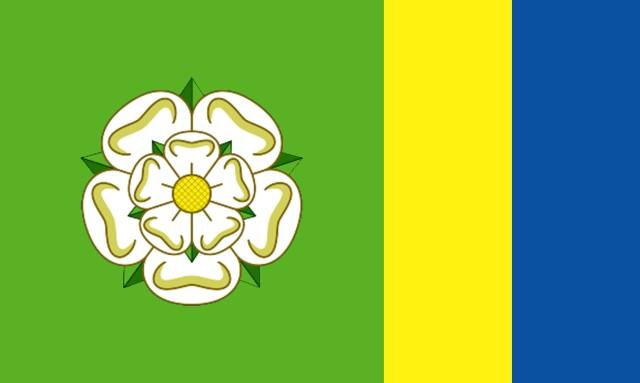 East Riding Flag Design A