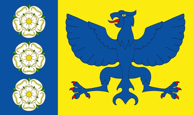 East Riding Flag Design B