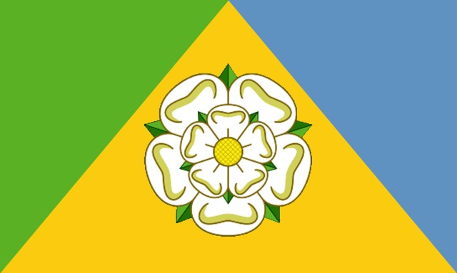 East Riding Flag Design C
