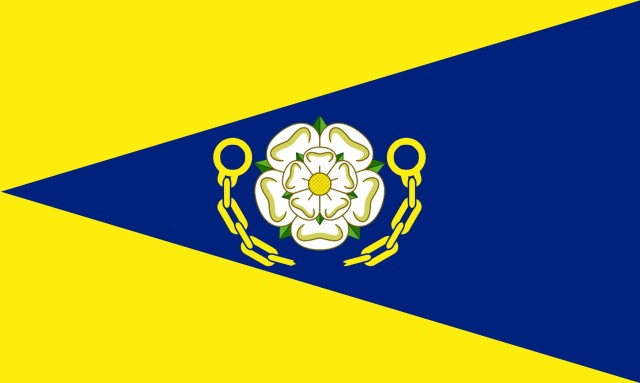 East Riding Flag Design E