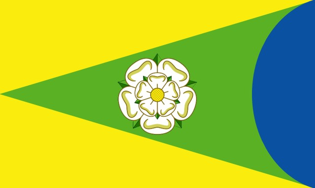 East Riding Flag Design F