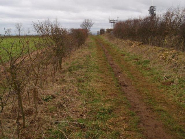 Ebrington Hill Shoulder