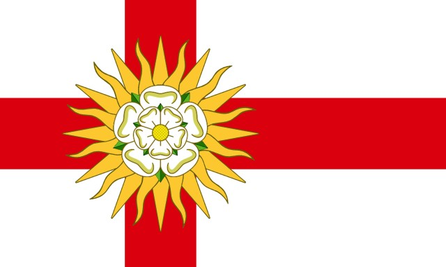 West Riding Flag Design A