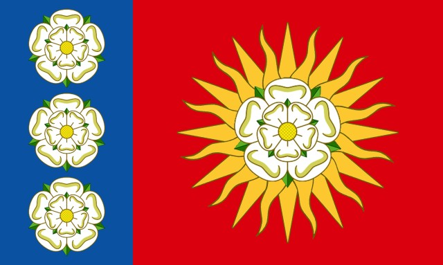 West Riding Flag Design D