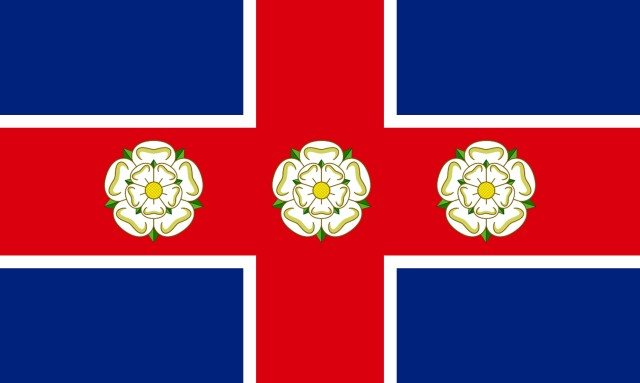 Yorkshire North Riding Flag [Final A]