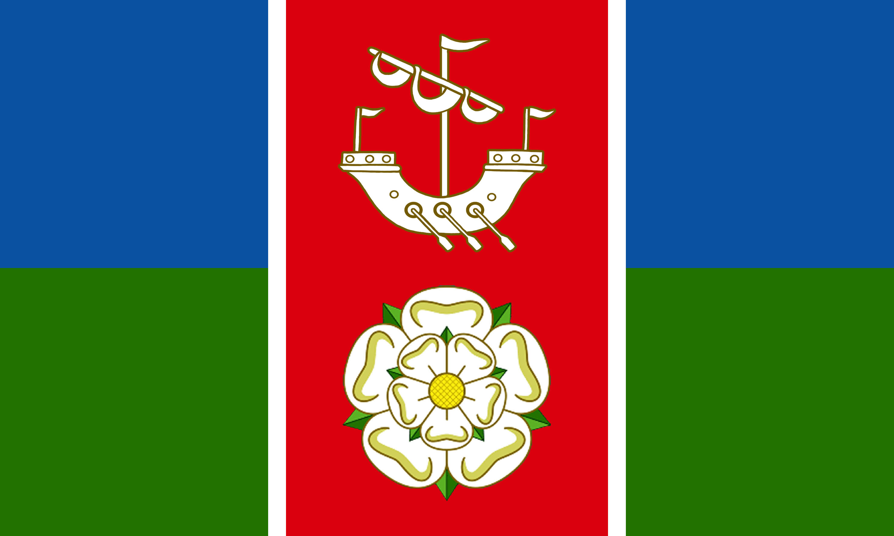North Riding Flag Finalists Voting Commences Andy Strangeway - north flags