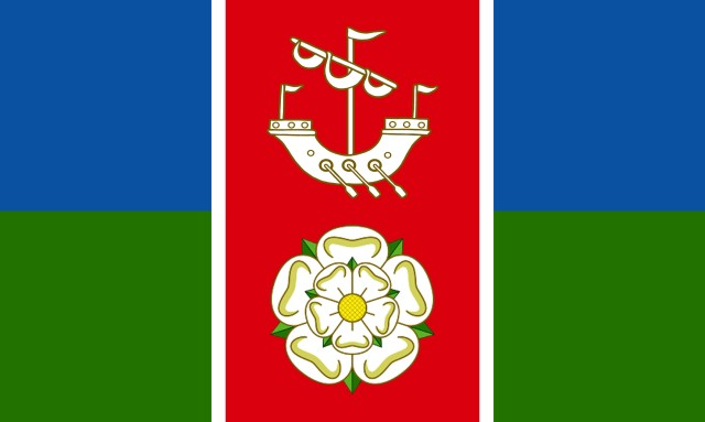 Yorkshire North Riding Flag [Final B]