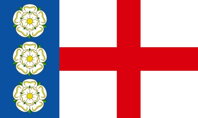Yorkshire North Riding Flag [Final C]