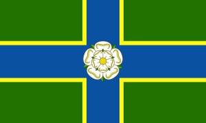 North Riding Flag