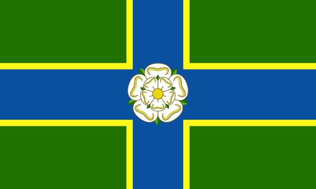 Yorkshire North Riding Flag [Final D]