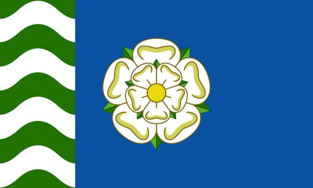 Yorkshire North Riding Flag [Final E]