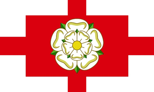 Yorkshire North Riding Flag [Final F]