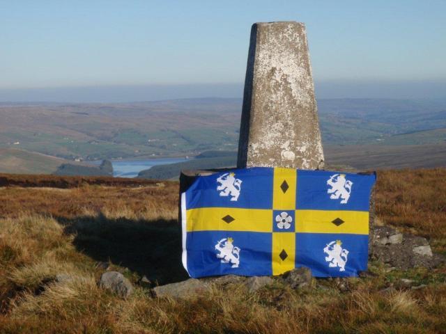 County Durham - Burnhope Seat