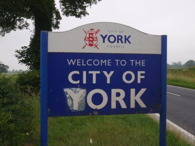Welcome to the City of York Council area