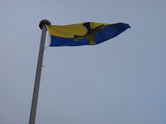 County Durham Flag Unfurling 5