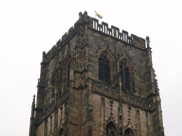 County Durham Flag Unfurling 6