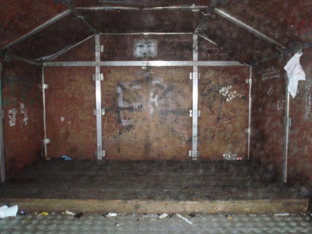 Ben Nevis Shelter