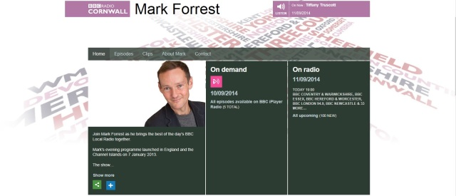 Mark Forrest Show (2)