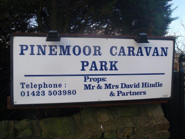 Pinemoor Caravan Park