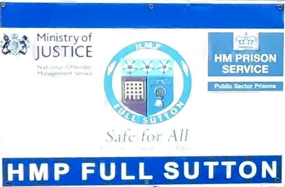 HMP Full Sutton - MoJ